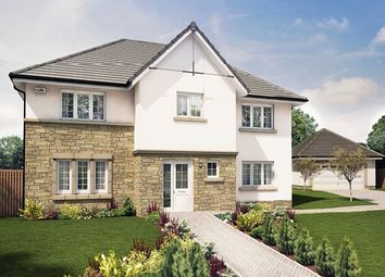 "Thumbnail 4 bed detached house for sale in ""The Elliot"" at Wilkieston Road, Ratho, Newbridge"