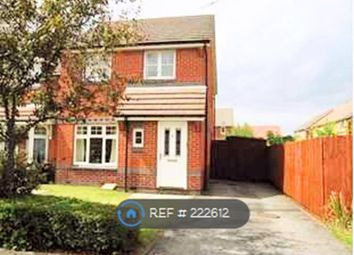 Thumbnail 3 bed semi-detached house to rent in Songthrush Avenue, Nottingham