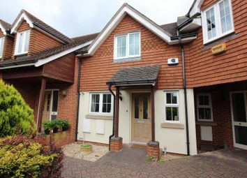 Thumbnail 2 bed terraced house to rent in Chewton Mews, Heather Close, Walkford, Christchurch