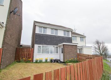 Thumbnail 2 bed semi-detached house to rent in Dunelm Way, Leadgate, Consett