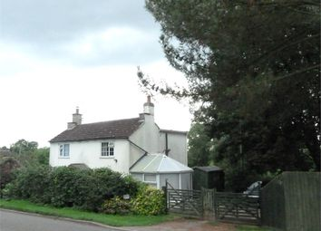 Thumbnail 4 bed detached house for sale in Lutterworth Road, Ullesthorpe, Lutterworth