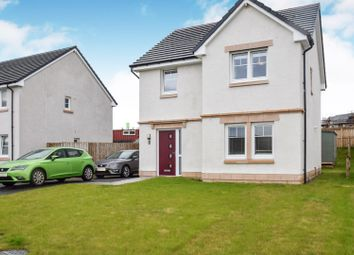 Thumbnail 4 bed detached house for sale in Thistle Road, Conon Bridge