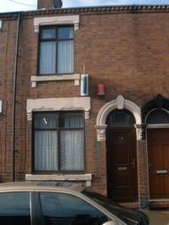 Thumbnail 2 bed terraced house to rent in Watford Street, Shelton, Stoke-On-Trent