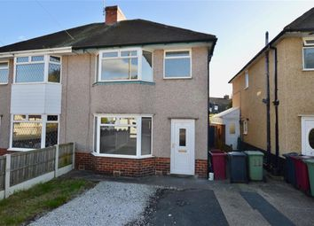 Thumbnail 3 bed semi-detached house to rent in Queen Victoria Road, New Tupton, Chesterfield