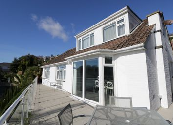 Thumbnail 4 bed detached house for sale in Alpine Road, Ventnor