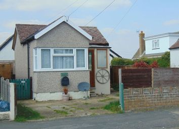 Thumbnail 1 bed detached bungalow to rent in Meadow Way, Jaywick, Clacton-On-Sea