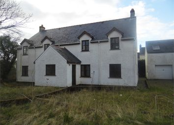 Thumbnail 5 bed detached house for sale in Fox Meadow, Scleddau, Fishguard, Pembrokeshire