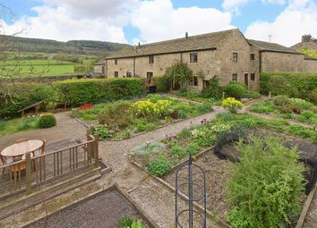 Thumbnail 4 bed barn conversion for sale in Midgley Farm Yard, East Busk Lane, Otley