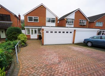 Thumbnail 4 bed detached house for sale in Tintern Close, Sutton Coldfield