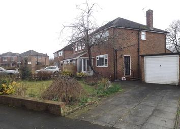 Thumbnail 3 bedroom semi-detached house for sale in Elton Drive, Hazel Grove, Stockport, Cheshire