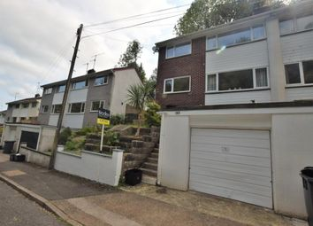 Thumbnail 3 bed semi-detached house for sale in Occombe Valley Road, Paignton, Devon