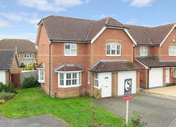 Thumbnail 4 bed detached house for sale in Clarke Crescent, Kennington, Ashford
