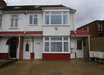 Thumbnail 1 bed flat for sale in Greenland Crescent, Southall, Middlesex