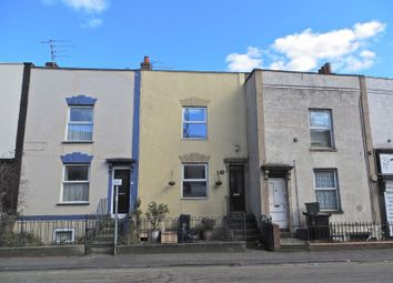 Thumbnail 2 bed terraced house for sale in Stapleton Road, Eastville, Bristol