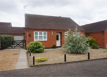 Thumbnail 3 bedroom detached bungalow for sale in James Jackson Road, Dersingham, King's Lynn