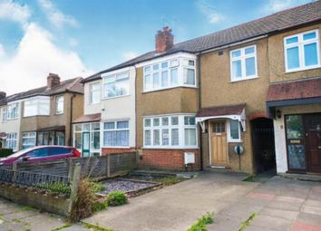 Thumbnail 3 bed terraced house for sale in Chailey Avenue, Enfield
