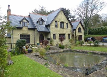 Thumbnail 4 bed detached house to rent in Poughill, Bude, Cornwall
