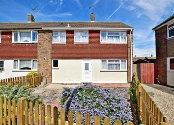 Thumbnail 3 bed end terrace house for sale in Pollard Close, Ashford, Kent