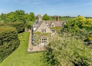 Thumbnail 5 bed property for sale in Greatford Old House, Greatford, Stamford, Lincolnshire