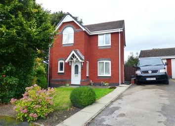 Thumbnail 3 bed detached house for sale in Shelley Drive, Barrow-In-Furness, Cumbria