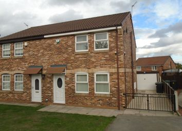 Thumbnail 3 bed semi-detached house for sale in Sanderling Way, Leeds