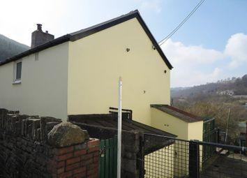 Thumbnail 2 bed semi-detached house for sale in Jubilee Road, Six Bells, Abertillery