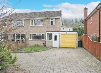 Anna Valley, Andover SP11. 3 bed semi-detached house for sale