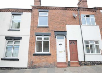 2 bed terraced house for sale in Hartshill Road, Hartshill, Stoke-On-Trent ST4