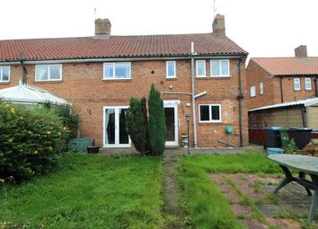 Thumbnail 3 bed end terrace house for sale in Hambleton Place, Thirsk
