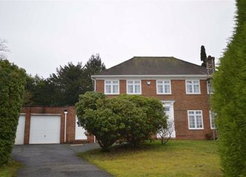 Thumbnail 4 bed detached house to rent in Highlands Close, Crowborough