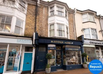 Thumbnail 2 bed flat to rent in Goldstone Villas, Hove, East Sussex