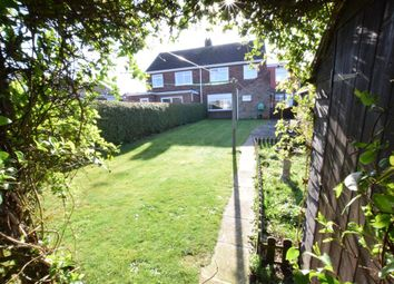 Thumbnail 4 bedroom semi-detached house for sale in Lovell Road, Bottesford, Scunthorpe