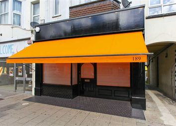 Thumbnail Property for sale in Northdown Arcade, Northdown Road, Cliftonville, Margate