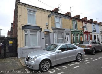 Thumbnail 3 bed terraced house for sale in Parton Street, Liverpool, Merseyside, England