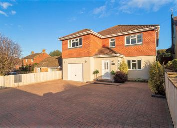 Thumbnail 5 bed detached house for sale in Stone Street, Lympne, Hythe