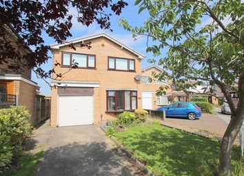 Thumbnail 4 bedroom property for sale in Cherry Tree Road, Blackpool