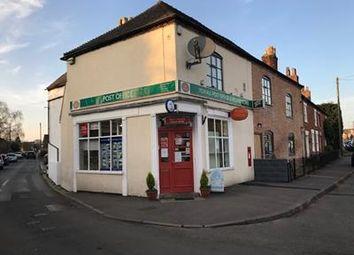 Thumbnail Retail premises to let in Former Yoxall Post Office, 1 Sudbury Road, Yoxall, Burton Upon Trent, Staffordshire