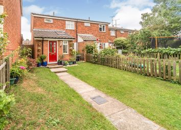 Thumbnail 3 bed semi-detached house for sale in Eynsford Court, Hitchin