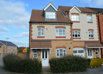 Thumbnail 4 bed terraced house for sale in Grove Close, Hemsworth, Pontefract