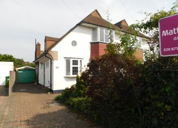 Thumbnail 3 bed semi-detached house for sale in Woodlawn Crescent, Twickenham