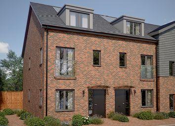 Thumbnail 3 bedroom semi-detached house for sale in The Beckley, Godington Way, Ashford, Kent