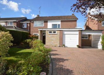 Thumbnail 4 bed detached house for sale in Cunningham Drive, Bromborough, Wirral