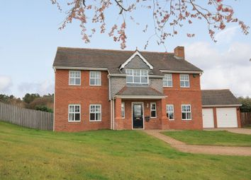 Thumbnail 5 bed detached house for sale in Brockwell Drive, Rowlands Gill