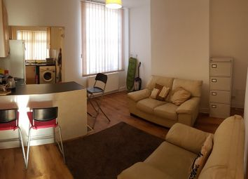 Thumbnail 3 bedroom terraced house to rent in Hibbert Street, Rusholme, Manchester