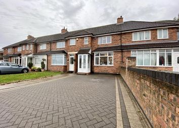 Thumbnail 3 bed terraced house for sale in Hardwick Road, Solihull, West Midlands, Birmingham