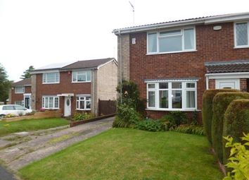 Thumbnail 2 bed semi-detached house to rent in Clarendon Drive, Stafford