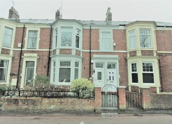 Thumbnail 2 bed flat for sale in Chesterwood Terrace, Bill Quay, Gateshead