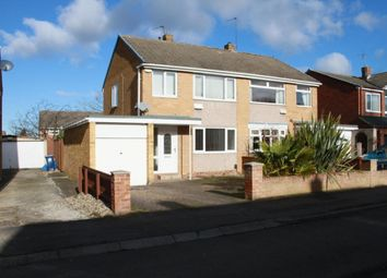 Thumbnail 3 bed semi-detached house to rent in Bexley Drive, Normanby, Middlesbrough