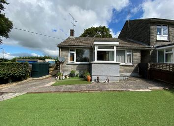 Thumbnail 2 bed semi-detached bungalow for sale in Newton St. Petrock, Holsworthy