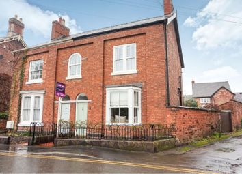 Thumbnail 4 bed semi-detached house for sale in Park Road, Tarporley